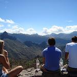 Artenara - Mittagspause vom Sightseeing bei toller Aussicht