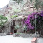 Höhlenwohnung im Barranco de Guayadeque - Sightseeing auf Gran Canaria