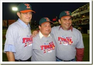 Russell, Andrés y Mario 2008