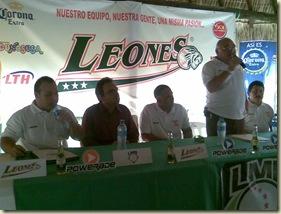 Firma de Lino Rivera 2009 01