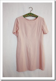 petite robe rose