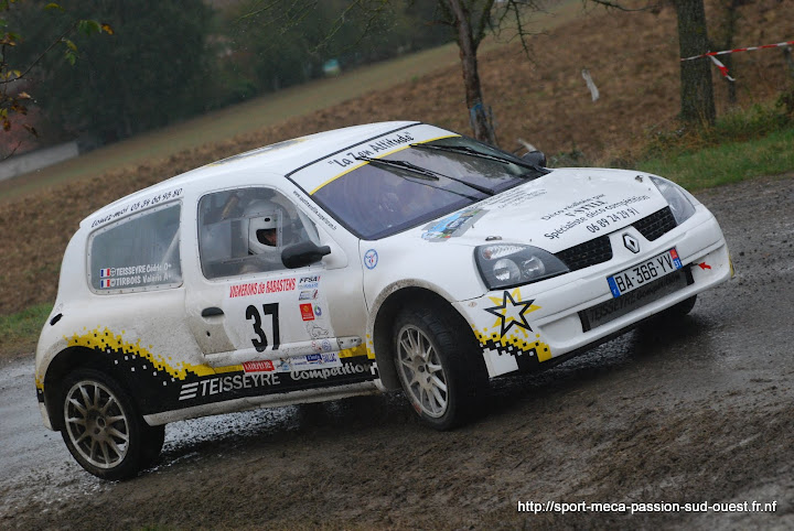 Cédric TEISSEYRE / Valérie TIRBOIS - Clio RS F214 Rallye%20des%20C%C3%B4tes%20du%20Tarn%202010%20693
