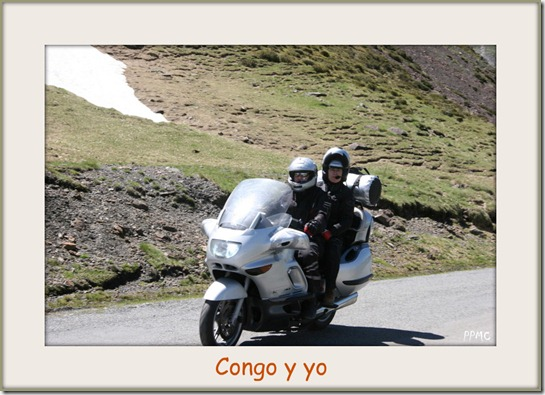 Congo y yo