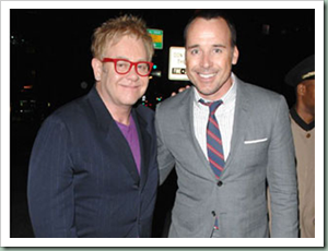 Elton John dan David Furnish