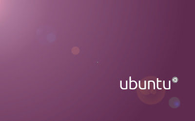 ubuntu purple wallpaper