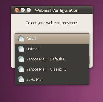 desktop webmail ubuntu 10.04