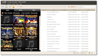 minitunes music player linux