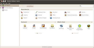 Ubuntu Software Center 2.1.6