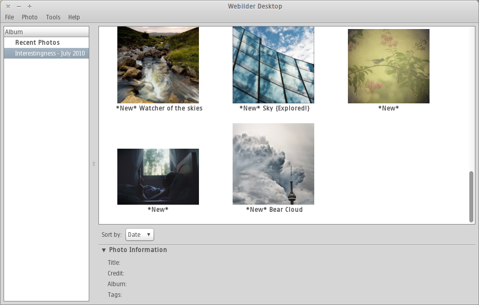 Weblider para rotar automáticamente el wallpaper del escritorio en Gnome.