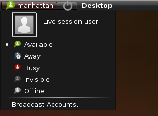 Manhattan OS Me-Menu