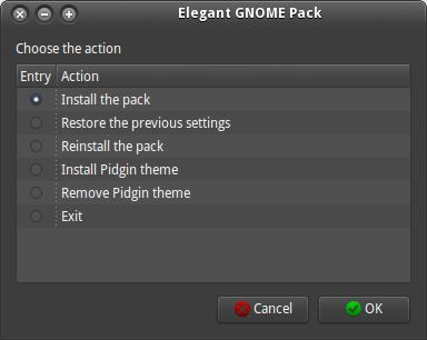 elegant gnome