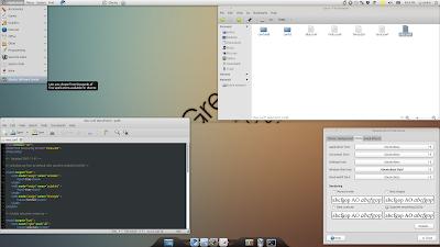 ubuntu font subpixel smoothing