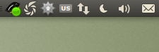 Turpial notification area
