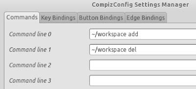 compiz commands