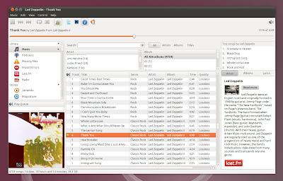Rhythmbox 0.13.1
