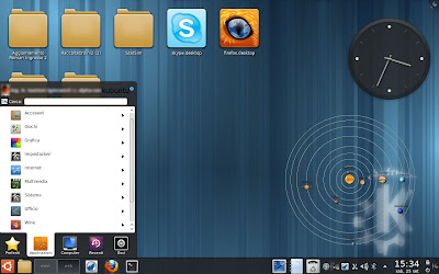 Faenza icon theme KDE4