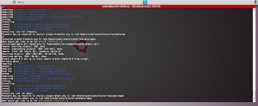 how to use git in ubuntu
