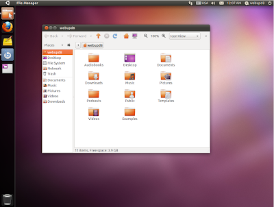Ubuntu 4.11 alpha 2 screenshots natty narwhal