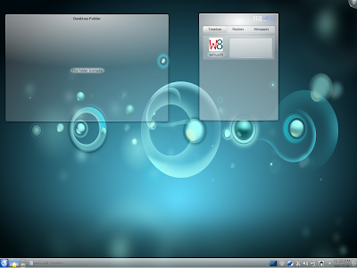 KDE SC 4.6 screenshot