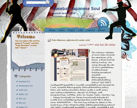 Baseball Japanese Soul