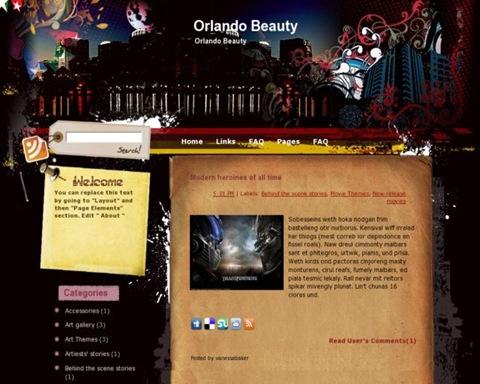 Orlando Beauty