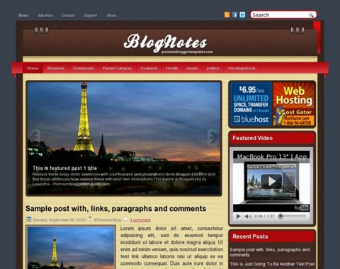BlogNotes