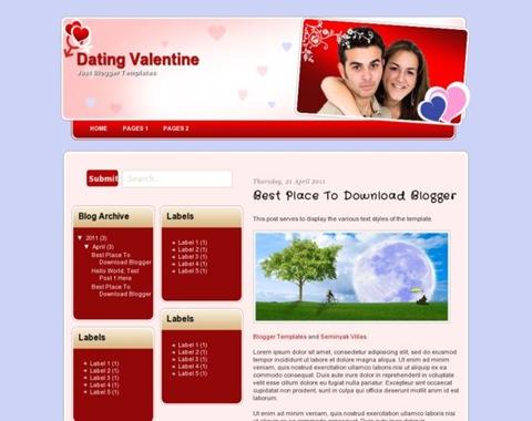 Dating Valentine