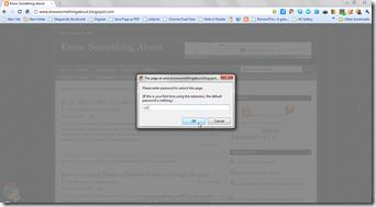 Chrome Lock Extension4