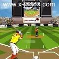 Home Run Mania: Jogo rebatidas de beisebol