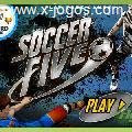 Soccer Five: Futebol cinco contra cinco