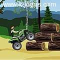 Stunt Dirt Bike 2: Equilibre-se para passar pelos obstáculos
