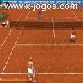 Tennis Doubles: Jogo de tênis em duplas