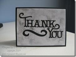 SB Thank You
