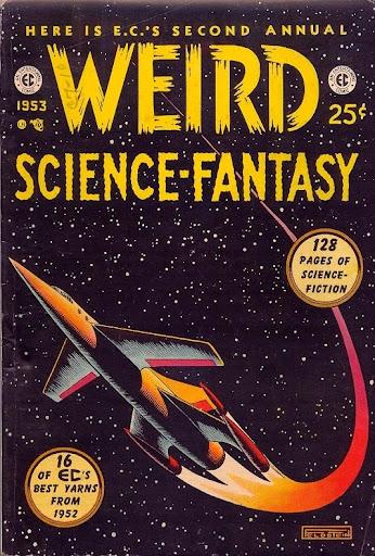 Weird Science Fantasy Annual #2 1953