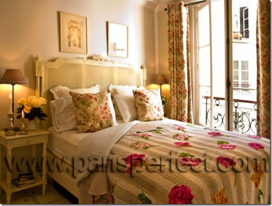 clairette bedroom