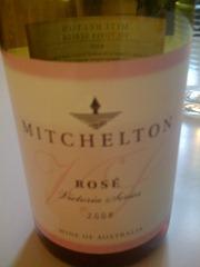 Mitchelton rosé på PET