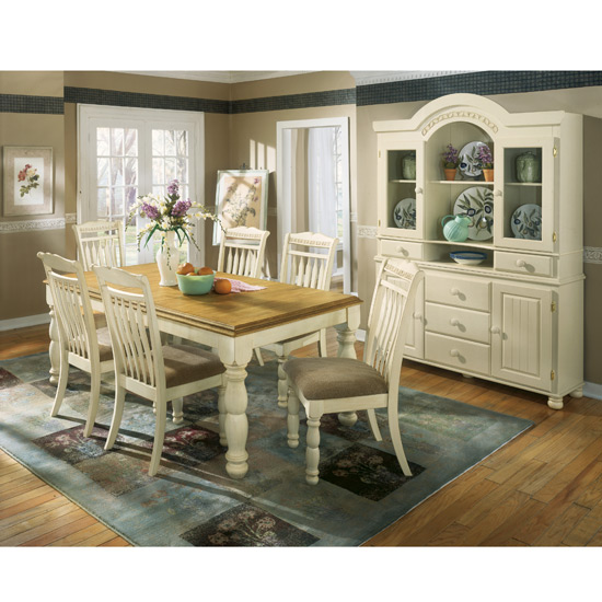 Dining Sets All American Mattress amp Furniture : Cottage20Retreat20Cream20and20Honey20Dining20Room20Set2024769202020D213 35 01 60 6145B15D from sites.google.com size 550 x 550 jpeg 94kB