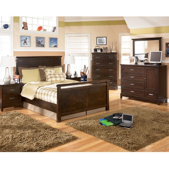Luxury Alexander Youth Bed Set Benson Youth Bedroom Set
