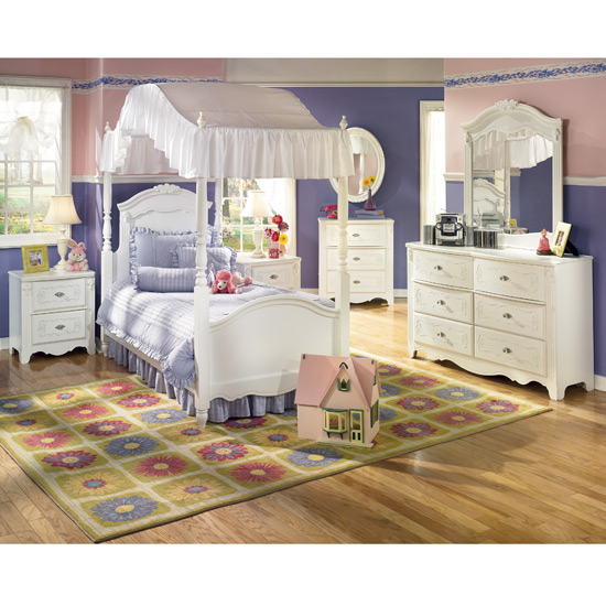 Ideal Exquisite Youth Canopy Set