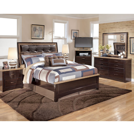 Fancy Urbane Bedroom Set Brookfield Poster Bedroom Set
