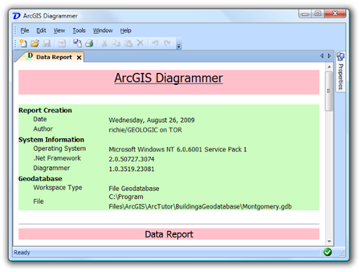 the sandpit how to create a data report with arcgis diagrammer rh kiwigis blogspot com arcgis diagrammer download arcgis diagrammer tutorial