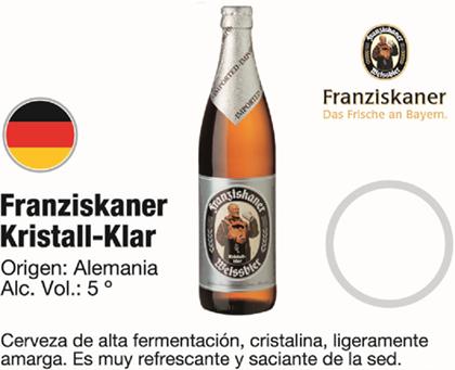 Franciscaner Kristall-Klar