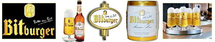 Bitburger Barril