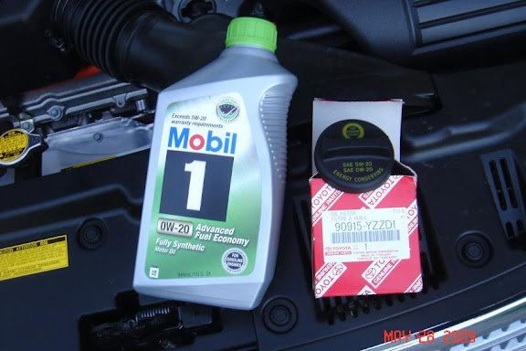 Wonderful DIY   08+ Highlander Hybrid Oil Change   Toyota Nation Forum : Toyota Car  And Truck Forums
