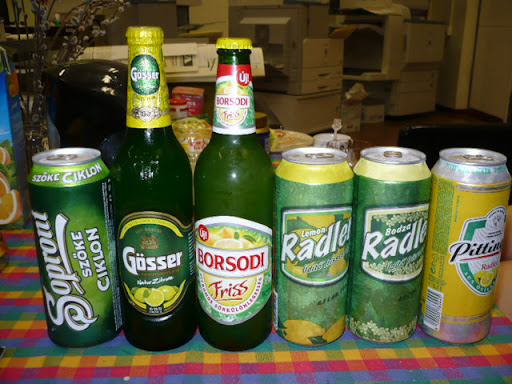 Bepancsoltunk - limonádénak, sörnek egyaránt rosszak