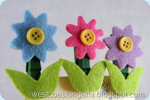 clothespin - flower (1)