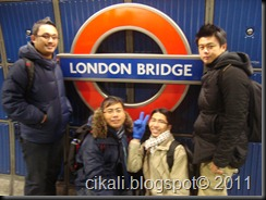 Kt stesen london bridge..