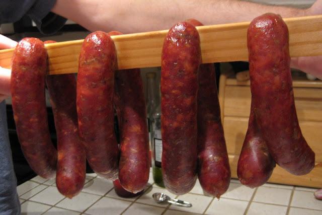 Lockhart Smoked Beef Sausages