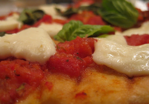 Grilled Pizza with Queso Fresco