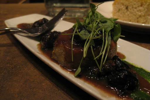 Trotter Cake with Braised Snails